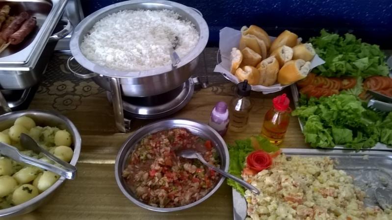 Buffet de Churrasco e Saladas Preço em Francisco Morato - Buffet de Churrasco e Saladas