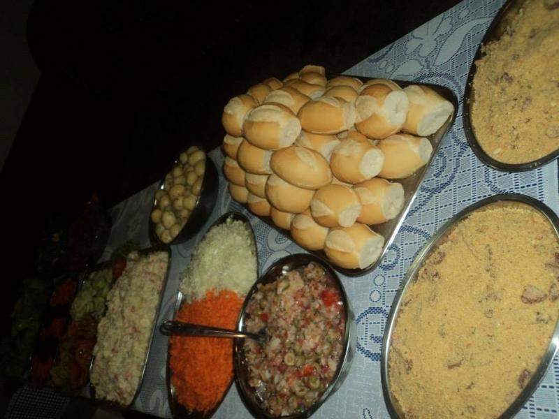 Buffet de Churrasco para 100 Pessoas Preço em Peruíbe - Buffet a Domicílio de Churrasco