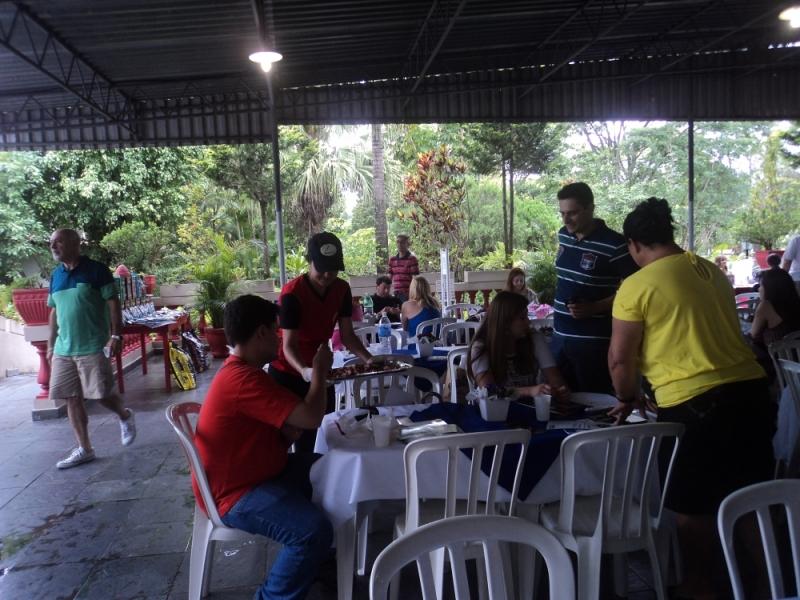 Buffet de Churrasco para 150 Pessoas em Vargem Grande Paulista - Buffet de Churrasco Carne e Carvão