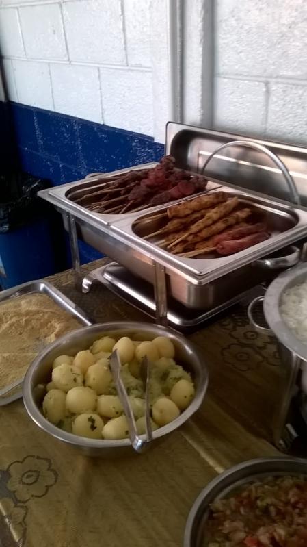 Espetinho de Carne para Festa Preço em Santa Isabel - Espetinho de Festa Junina