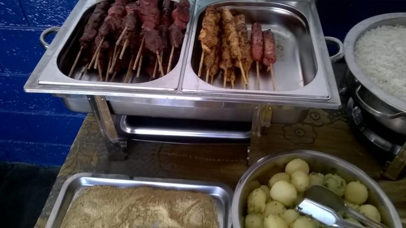 Espetinho para Festa de Churrasco em Santa Isabel - Espetinho para Festa Boteco