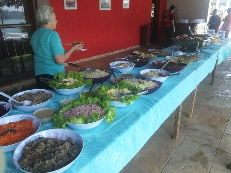 Festas com Churrasco para Empresas Valor Praia Grande - Festas com Churrasco em Empresas
