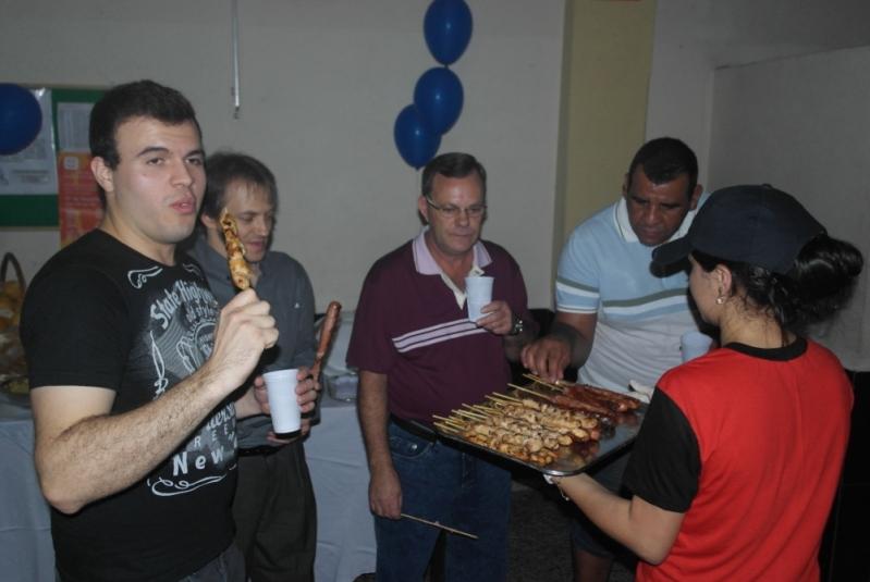 Quanto Custa Espetinho para Festa Infantil em Bragança Paulista - Espetinho para Festa Boteco