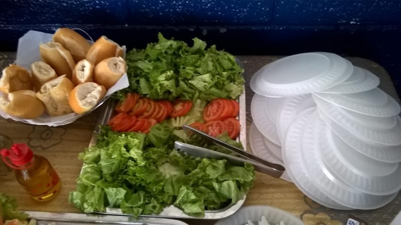 Serviço de Buffet de Churrasco e Saladas em Sorocaba - Buffet de Churrasco para 100 Pessoas