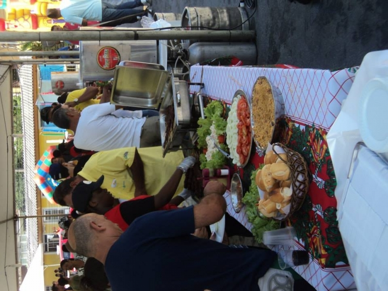 Serviço de Buffet de Churrasco para 100 Pessoas em Cubatão - Buffet de Churrasco e Saladas