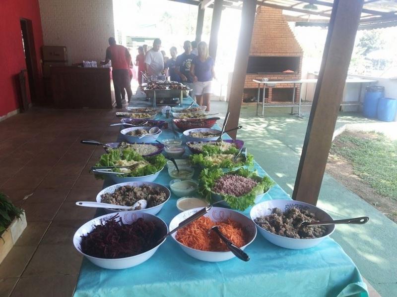 Serviço de Buffet de Churrasco para 150 Pessoas em Carapicuíba - Buffet de Churrasco e Saladas