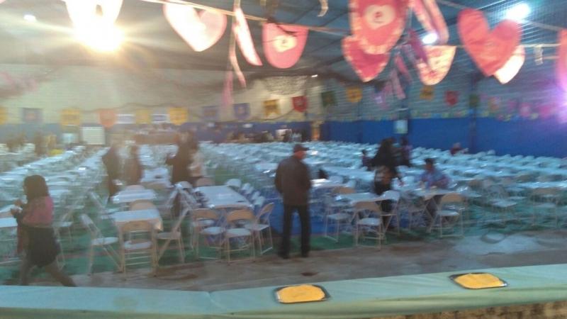 Serviço de Churrasco para Festa de 50 Anos Brooklin - Serviço de Churrasco para Festa de Formatura