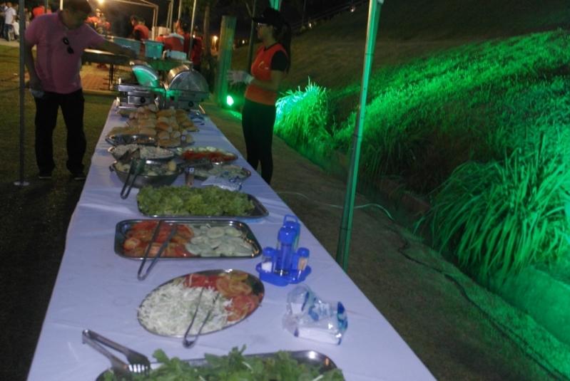 Serviços de Churrasco para Festa de Confraternização Tatuapé - Serviço de Churrasco para Festa de Casamento a Noite