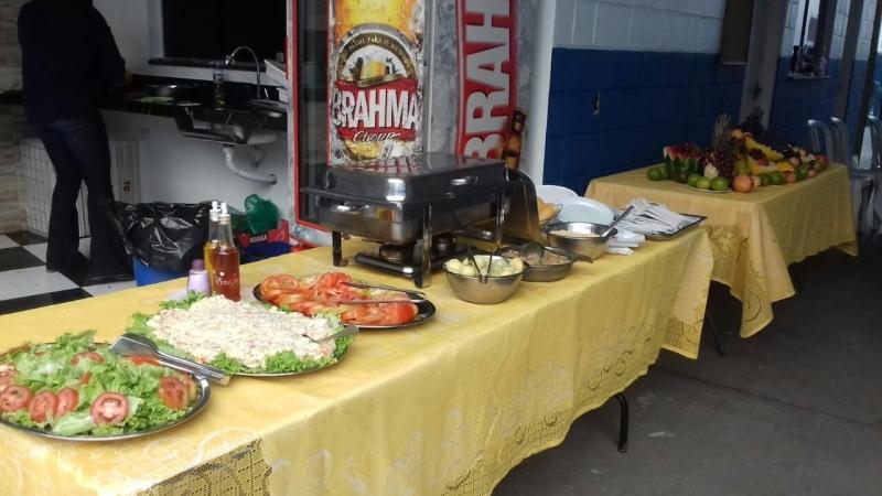 Serviços de Churrasco para Festa de Noivado Bairro do Limão - Serviço de Churrasco para Festa de Noivado