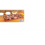 buffet de churrasco delivery preço em Vargem Grande Paulista