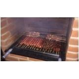 buffets churrasco para festas em Santa Isabel