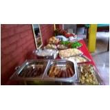 churrasco festa aniversário em Cotia