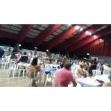 churrasco para eventos de 150 pessoas