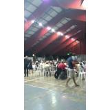 churrasco para festa de noivado em Santa Isabel