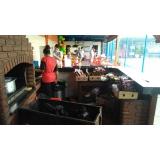 contratar buffet a domicílio de churrasco na Praia Grande