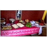 contratar buffet de churrasco em domicilio em Itaquaquecetuba