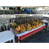 contratar buffet de churrasco para eventos em Santana de Parnaíba