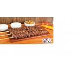 espetinho de frango para eventos preço em Osasco