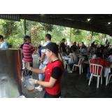 espetinho para evento de empresa em Santa Isabel