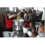 espetinho para festa infantil em Cubatão