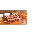 espetinhos de carne para eventos em Mauá