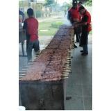 espetinhos para confraternização preço em Itaquaquecetuba