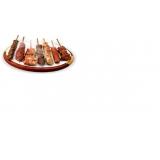 espetinho para evento para carne