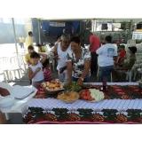 festa de churrasco para confraternização de empresa preço Mongaguá
