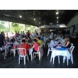 festas com churrasco para empresas preço Jockey Club