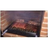 onde encontro festas com churrasco completo para empresas Santa Cecília