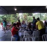 onde encontro serviço de buffet de churrasco para 100 pessoas Anália Franco
