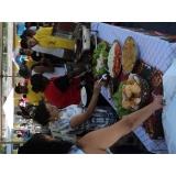 quanto custa buffet churrasco para festas em Poá