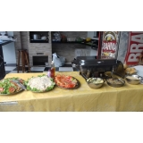 quanto custa espetinhos para festa de churrasco em Vargem Grande Paulista