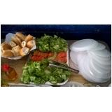 serviço de buffet de churrasco e saladas Itapevi