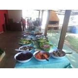 serviço de buffet de churrasco para 150 pessoas em Atibaia