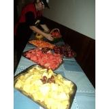 serviço de churrasco em domicílio preço Guararema