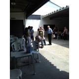 serviço de churrasco festa aniversário Parque do Carmo