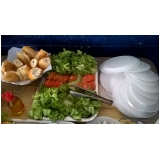serviço de churrasco para eventos preço Água Branca