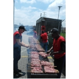 serviço de churrasco para festa de 1 ano preço Alphaville