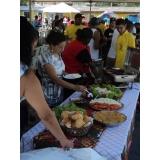 serviço de churrasco para festa de confraternização preço Santa Efigênia
