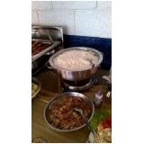 serviços de buffet de churrasco para 200 pessoas Rio Pequeno