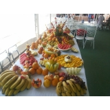 serviços de buffet de churrasco para festa infantil Vila Maria