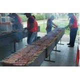 serviços de churrasco para festa de aniversário Santa Isabel