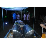venda de espetinho de festa junina em Suzano