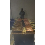 venda de espetinho para festa infantil em Santa Isabel
