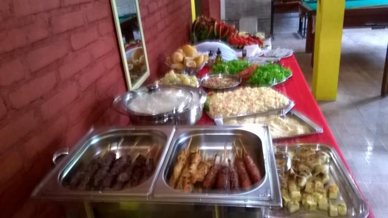 Churrasco Festa Aniversário em Bertioga - Churrasco para Festa de Formatura