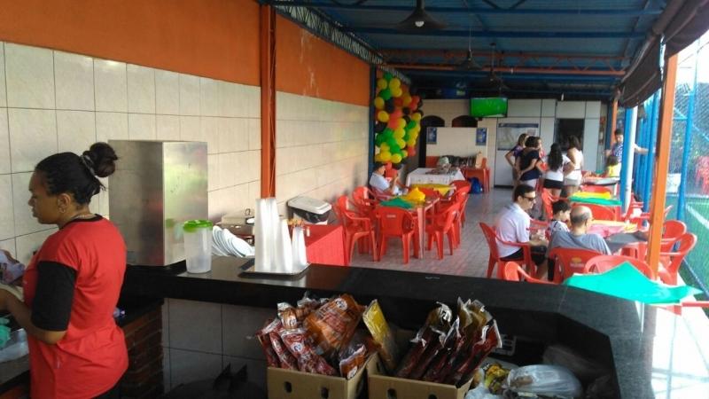 Festas com Churrasco em Empresas Preço São Domingos - Festas com Churrasco Completo para Empresas