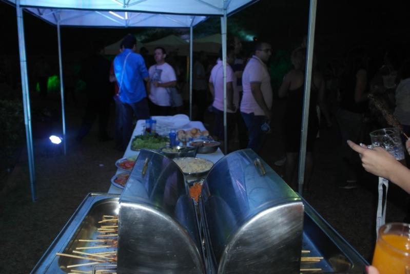 Serviço de Churrasco para Festa de Confraternização Bela Vista - Serviço de Churrasco para Festa de Casamento a Noite