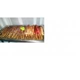 espetinho de carne para eventos preço em Suzano