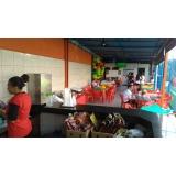 espetinhos para festa infantil em Suzano